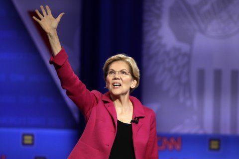 Elizabeth Warren to hold town hall in Virginia