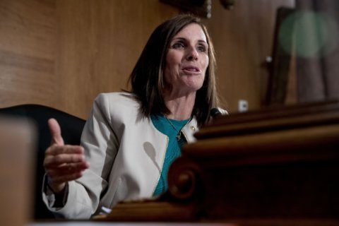 While Trump rakes in cash, some Senate Republicans lagging