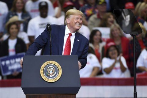 Trump to join 2020 Democrats at South Carolina justice forum