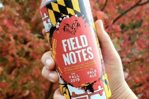 Flying Dog brews with U.Md.-grown hops