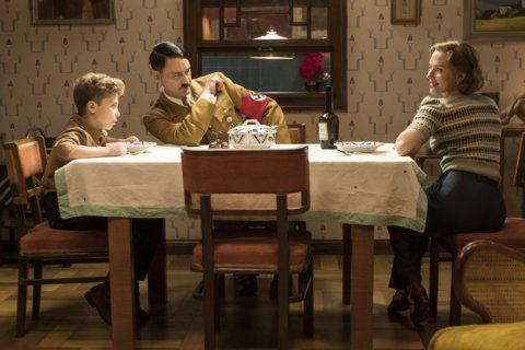 Review: 'Jojo Rabbit' seeks humor in the darkest of places