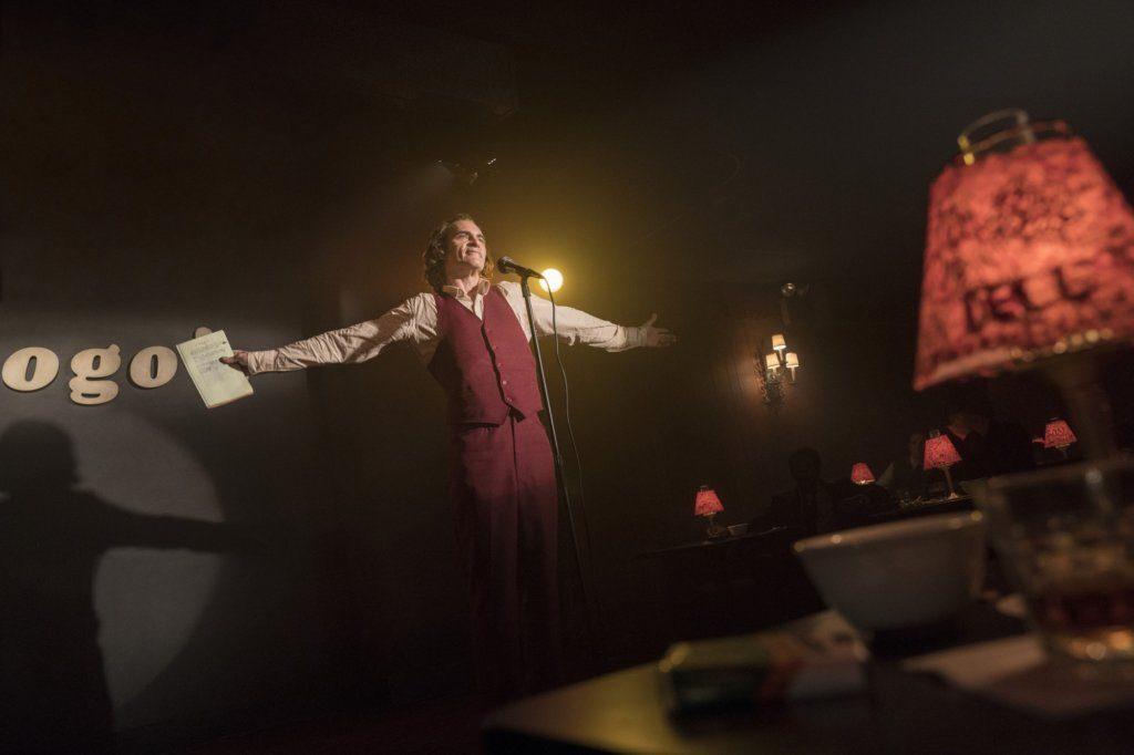 Movie Review Phoenix Disturbingly Realistic In Villain