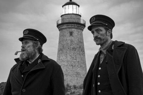 Review: Pattinson and Dafoe shine in 'The Lighthouse'