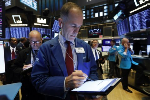 Stocks march higher following solid earnings reports