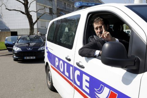 France: Person arrested in Sept. 11-style attack threat