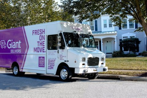Giant Food rebrands its grocery delivery service, Peapod