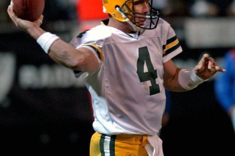 NFL AT 100-AP Was There-Packers-Raiders 2003
