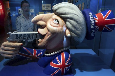 History museum explores Germans' view of Britain