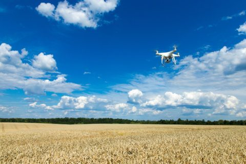 Drones could put Delmarva Peninsula on cutting edge