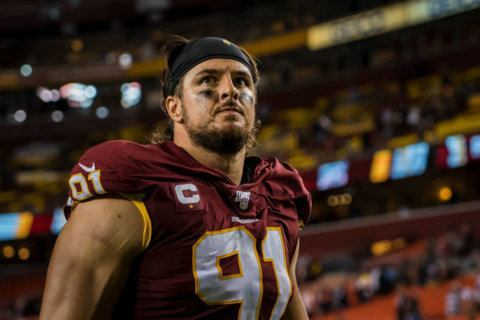 Column: Redskins need to be sellers at the trade deadline