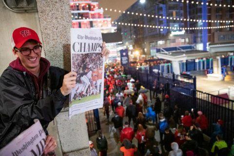 Dave's Take: Washington Nationals World Series Championship win makes sense