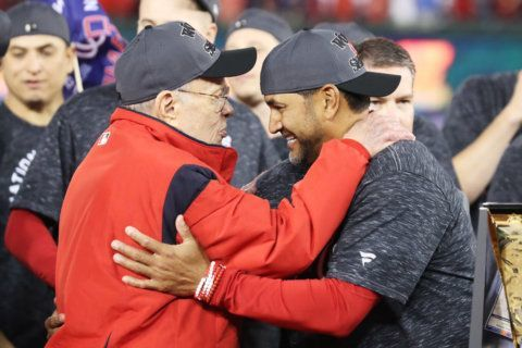 Nationals' win is birthday present for Ted Lerner
