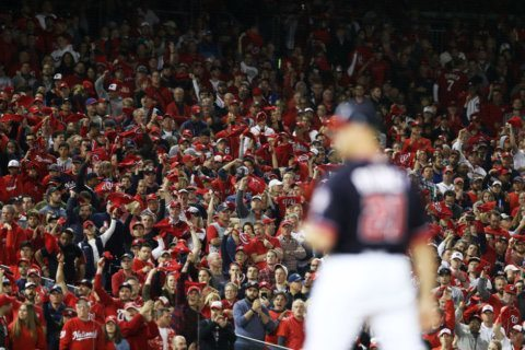 Freebies now that Nats head to World Series