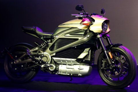 Harley temporarily suspends electric motorcycle production
