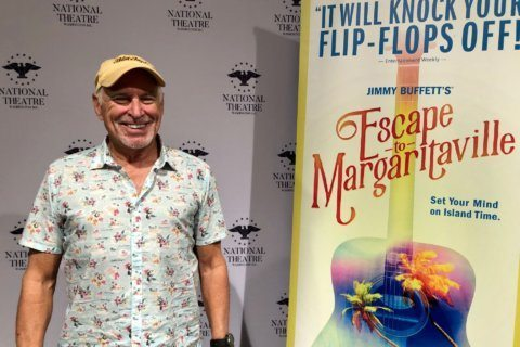 Q&A: Jimmy Buffett brings 'Escape to Margaritaville' to National Theatre