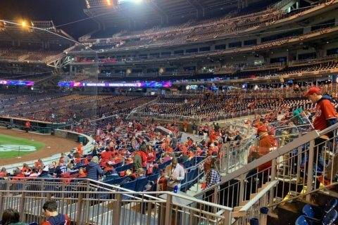 4 Metro stations to stay open late for final World Series watch party