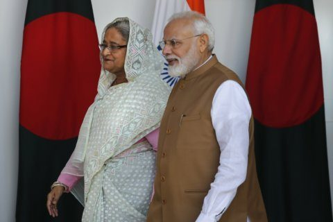 India, Bangladesh stress safe return of Rohingya refugees