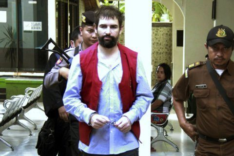 Indonesia puts Frenchman in solitary after new escape try