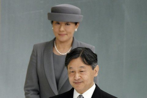 Japan's Naruhito to proclaim himself emperor at palace rite