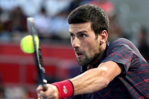 Djokovic beats Soeda to reach quarterfinals at Japan Open
