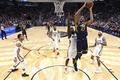 Jazz pairing improved offense with already tough defense