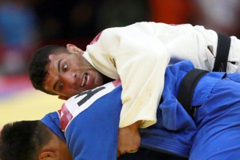 Iran banned from world judo until it agrees to face Israel