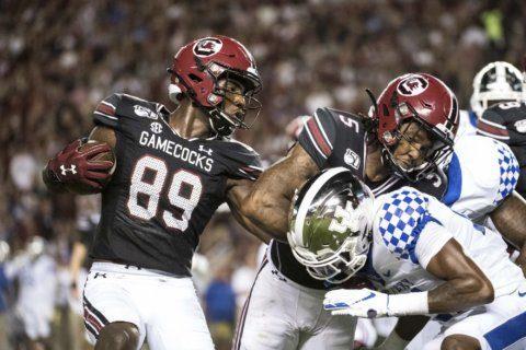 South Carolina looks to hit the ground running vs Georgia
