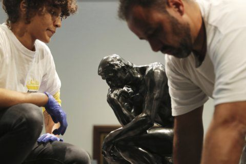 From Paris, with love: Rodin's Thinker at Abu Dhabi Louvre