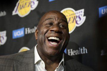 Magic Johnson admits 'cheating' to beat Kobe Bryant