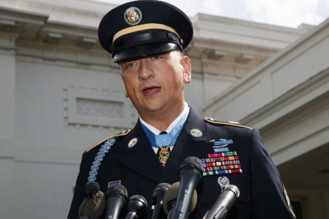 New York Medal of Honor recipient won't run for Congress