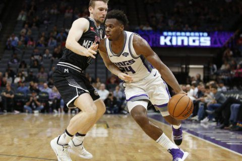 Sacramento Kings give guard Buddy Hield contract extension