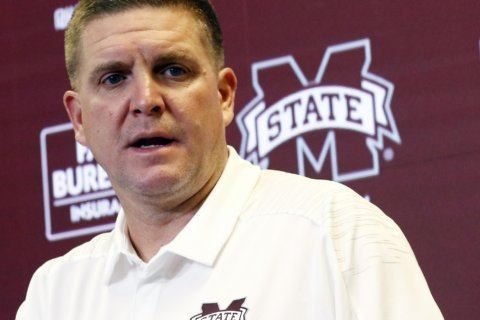 Mississippi State's Shoop ready to face his former team