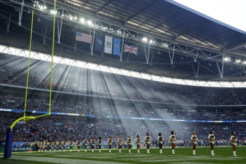 NFL's foreign footprint has expanded over last 15 years