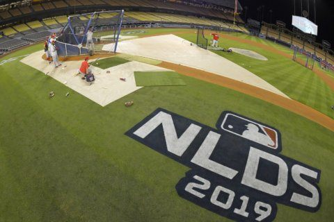 Nats match up well, but will need best to beat Dodgers in NLDS