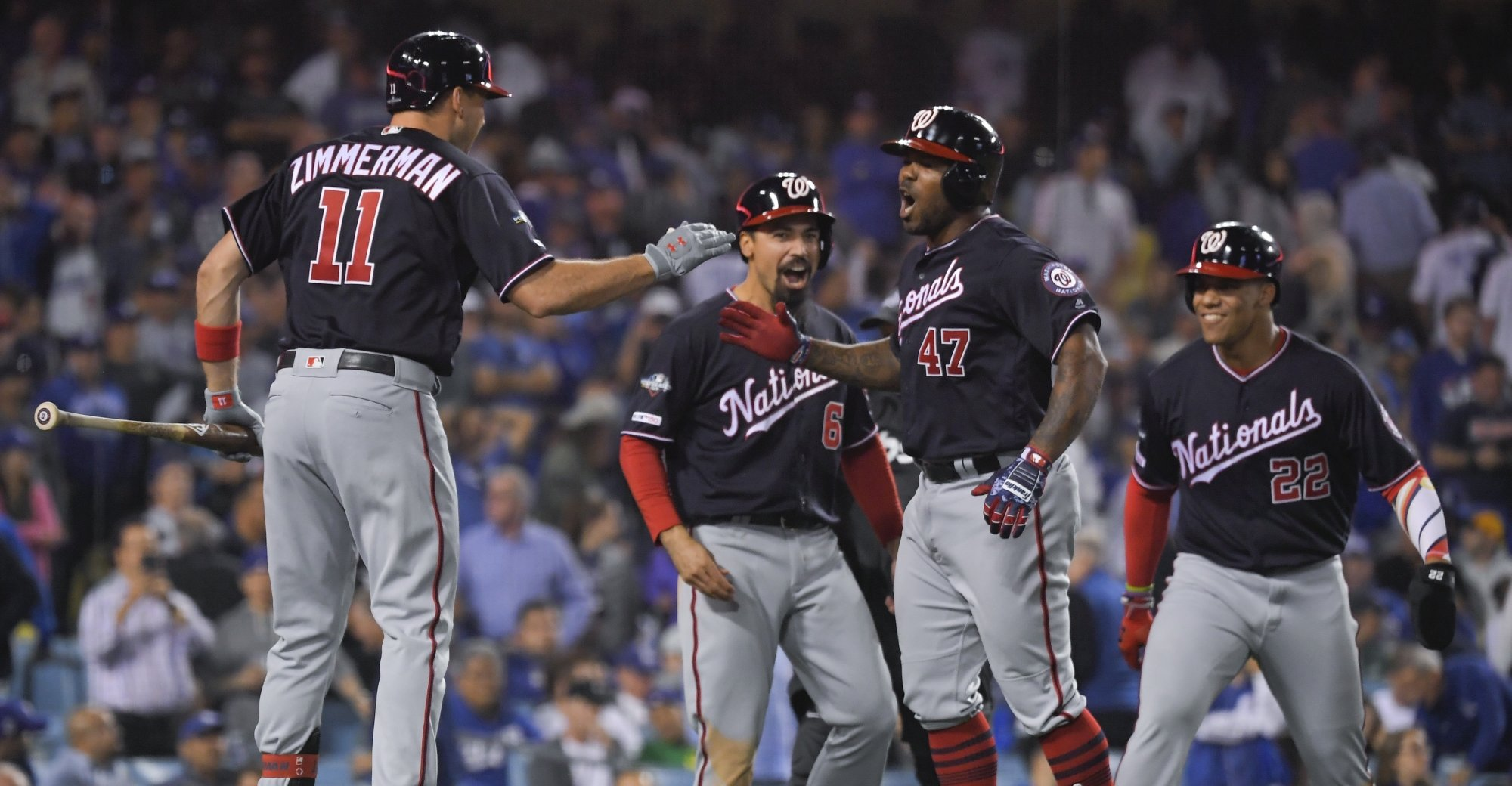 7 biggest plays that got the Nationals to World Series