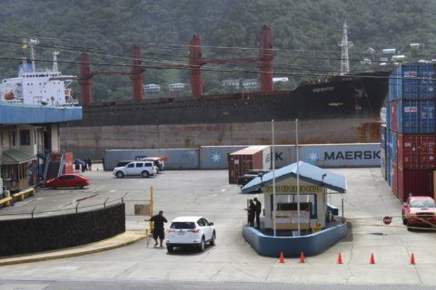 Auction results sealed for seized North Korea carp ship