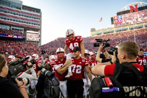 Nebraska, Illinois will open 2021 football season in Ireland