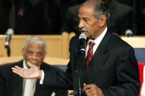 John Conyers' life at a glance