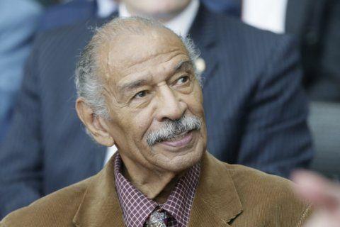 John Conyers, longest serving black congressman, dies at 90