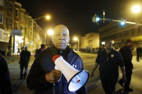 Rep. Cummings provided strength, calm for Baltimore