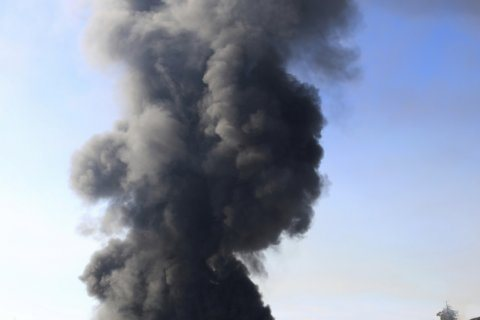 Latest: California oil fire contained