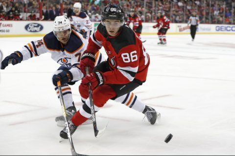 Teenage rookies Hughes, Kakko struggling early in season
