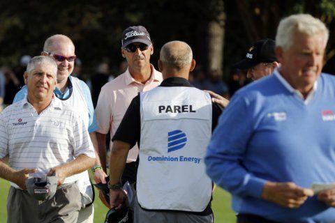 Rain pushes PGA Tour Champions' final round to Monday