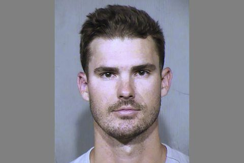 Padres pitcher accused of breaking into Arizona home