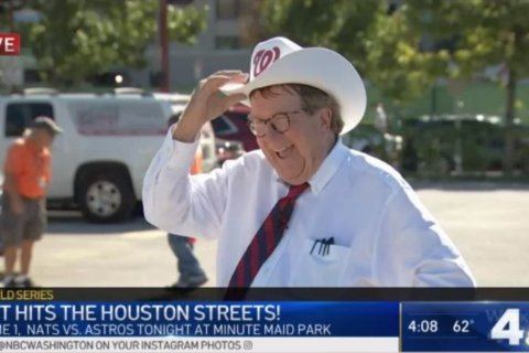 Howdy, Pat! Ch. 4's Collins rides into Houston