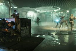 <p>Players will have to fight the vicious Black Tusk inside the Pentagon.</p>