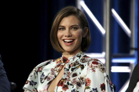 Lauren Cohan gives Comic Con reveal to 'Walking Dead' return
