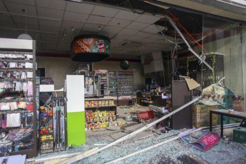 Landslide, building damage from Philippine quake kills 5