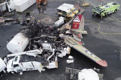 Fuel in fatal B-17 crash wasn't contaminated, report says