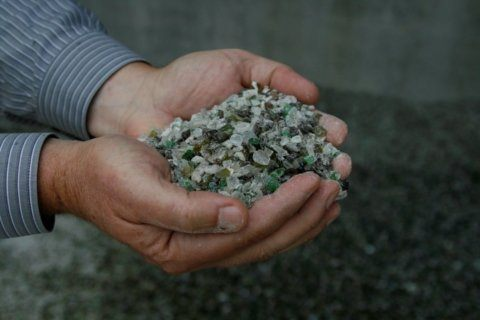 After early success, Arlington Co. adds more glass recycling drop-offs